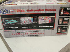 2 PIONEER Display Case lot Champions Garage Backgrounds Located on Side Panels