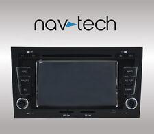 Für Audi Navi A4 S4 RS4 B7 Navigationssystem Radio Navigation GPS Navigator