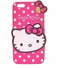 Hello Kitty Soft Silicone Back Cover hoesje voor Apple iPhone 5/5S/5SE
