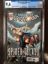 Marvel Comics AMAZING SPIDER-MAN 672 CGC Grade 9.6 (12/11)