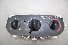 Renault Twingo II 2 Bj.09 Régulateur Chauffage Utilisation de Partie 69837002