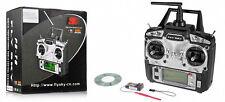 Fly Sky FS-T6 2.4GHz 6CH AFHDS Heli / Air Transmitter / Radio w/ FS-R6B Receiver