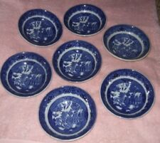 Blue Willow Hotel Ware Bowls England