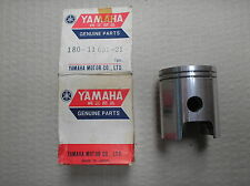 Yamaha 80 YG1 YG1K YG5 ?? piston +0.50mm o/s 180-11631-21 genuine NOS