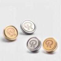 Rolleiflex Rollei 35 Camera Shutter Release Button Steel Brass Retro Metal Keys