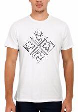4 Houses Game Of Thrones Minimal Men Women Vest Tank Top Unisex T Shirt 1926