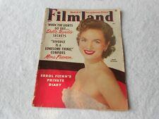 FILMLAND SEPTEMBER 1954 DEBBIE REYNOLDS