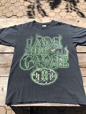 Vintage Triple H Wwf Tshirt I Am The Game