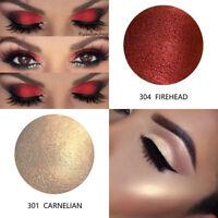 12 Colors Eyeshadow Palette Beauty Makeup Shimmer Gift Eye Shadow Cosmetic DGE8
