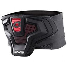"""EVS Sports Celtek Kidney Belt - Black / Red - Adult Large LG L (36"""" - 38"""")"""