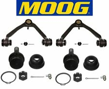 Moog Front Upper Control Arm & Lower Ball Joints ford F-150 Pickup 4WD 4X4