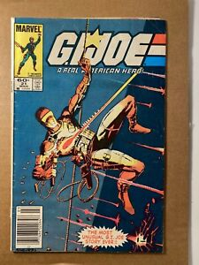 G.I. Joe #21 1st printing 1st appearance of Storm Shadow I combine Shipping!