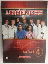 Urgences Saison 4 dvd