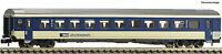 Fleischmann N 890209 EW IV-Reisezugwagen 2. Klasse der BLS AG - NEU + OVP