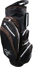 Lynx Golf Waterproof Cart Bag Ladies - Black/Gold