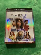 A Wrinkle in Time 4k Ultra HD With Slipcover Free Shipping