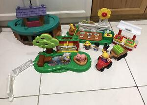 Fisher Price Little People Farm Noah's Ark Bundle