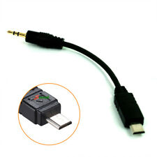 Timer Remote Cable Connector Cord for Sony Alpha DSLR A58 Nex-3nl A7 A7r A3000 a