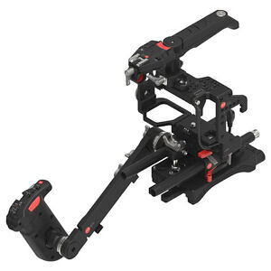 JTZ DP30 Camera Cage Baseplate Rig KIT For SONY A7S A7SII A7SM2 A7R A7RM2 A7 II