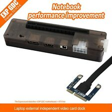 V8.0 PCI-E EXP GDC Beast Laptop External Independent Video Card Dock Mini PCI-E