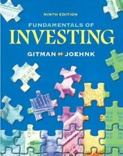 Fundamentals of Investing by Gitman and Michael D. Joehnk (2004, Hardcover,...