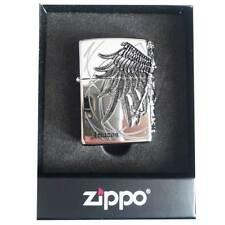 Zippo Amazon Lighter Silver Genuine Case Pocket Windproof Made in USA