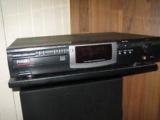 Philips CDR 760 CD Player/quemador negro