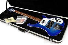 Rickenbacker 4003 Bass Sunburst Candy blau, Limited Color Edition, sehr selten