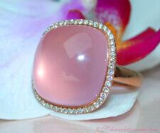 Natürlicher Echtschmuck mit Diamant Cabochon