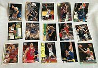 15 Tom Gugliotta Basketball Cards Fleer Upper Deck Topps Skybox NBA Lot