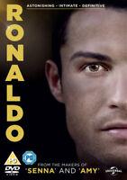 Ronaldo DVD (2015) Anthony Wonke cert PG ***NEW*** FREE Shipping, Save £s