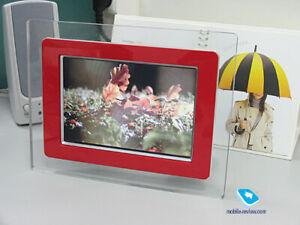 "Philips  7"" Digital Picture Frame 12Megapixels; Resolution: 800 x 480 Expansion"