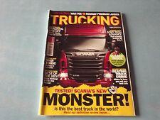 Trucking International Truck Magazine Aug 2010