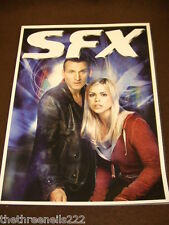 SFX COLLECTORS #128 - MARCH 2005 - DOCTOR WHO