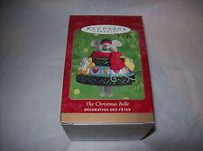 HALLMARK KEEPSAKE CHRISTMAS ORNAMENT THE CHRISTMAS BELLE 2000 W/BOX