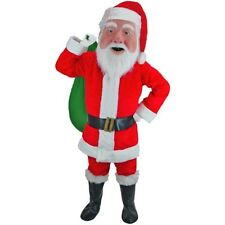 Santa Claus Professional Quality Mascot Costume Adult Size