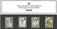 Great Britain Royalty Stamp Presentation Packs