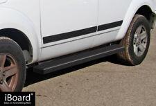 "Premium 5"" Black iBoard Side Steps Fit 04-10 Dodge Durango"