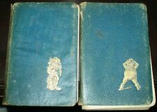 ALICE'S ADVENTURES IN WONDERLAND & TTLG, by LEWIS CARROLL, 1931, CLASSICS