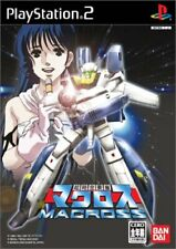 super dimensional fortress macross PS2 Bandai Sony PlayStation 2 From Japan