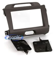 METRA Double DIN Dash Installation Kit for 2011-2016 Kia Sportage | 95-7344CH