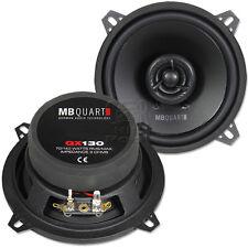 MB QUART QX 130 CF 13cm Coax Lautsprecher Paar für Citroen Saxo