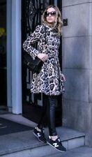 Karen millen leopard print coat Brand New size 10. rrp £250.00