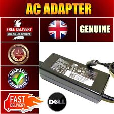 ORIGINAL DELL LATITUDE E6510 Laptop FLAT AC Adapter Battery Charger 90W