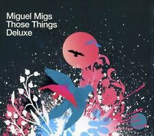 Miguel Migs - Those Things - 2 CD Deluxe Edition - Neuf sous blister