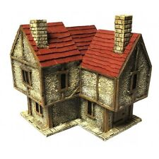 Scenery - Medieval House (Type 1) - 28mm
