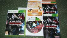 Tekken Tag Tournament 2 XBOX 360 Juego Completo, Estado Como Nuevo
