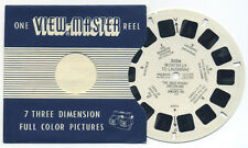 MONTREUX to LAUSANNE The Swiss Riviera Switzerland 1953 ViewMaster Reel 2026