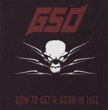 G.s.o. - How To Get A Head dans life-CD -