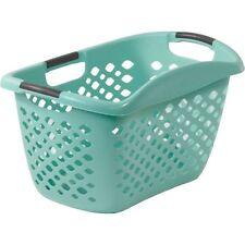 Home Logic 1.8-Bu Large-Capacity Hip Grip Laundry Basket, W